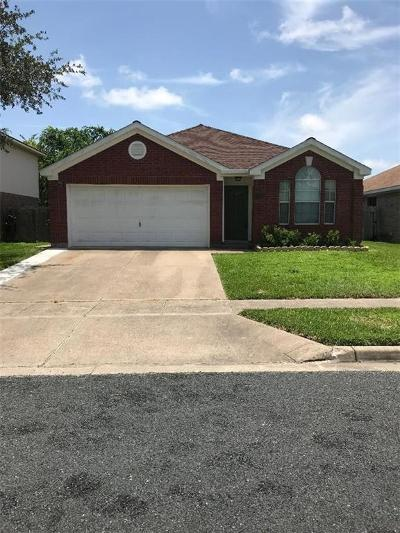 Corpus Christi TX Single Family Home For Sale: $167,900