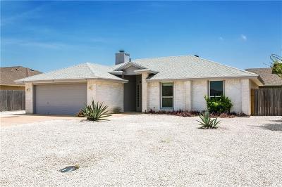 Corpus Christi Single Family Home For Sale: 15622 Finistere