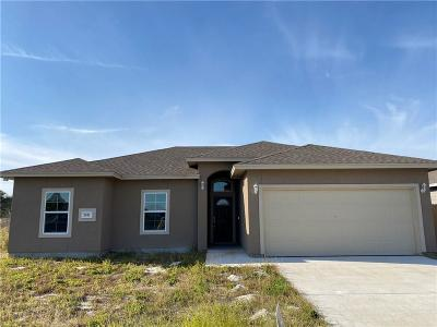 Aransas Pass Single Family Home For Sale: 2042 Admiral Lane
