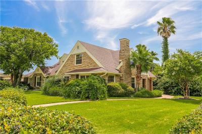 Single Family Home For Sale: 4899 Ocean Dr