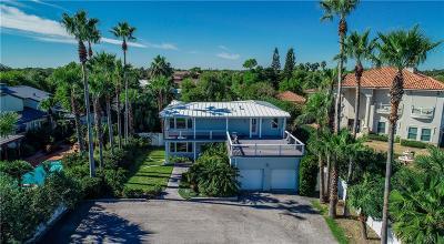 Corpus Christi Single Family Home For Sale: 2925 Ocean Dr