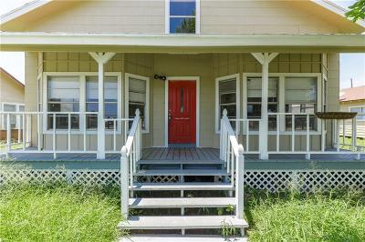 Ingleside Single Family Home For Sale: 2741 Ave F