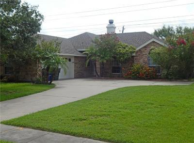 Corpus Christi TX Single Family Home For Sale: $225,000