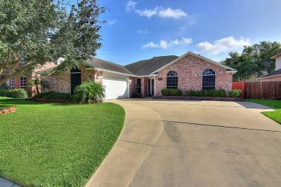 Corpus Christi TX Single Family Home For Sale: $249,900