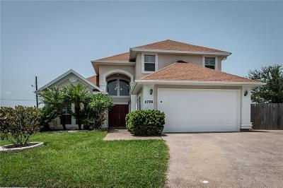 Corpus Christi TX Single Family Home For Sale: $274,900