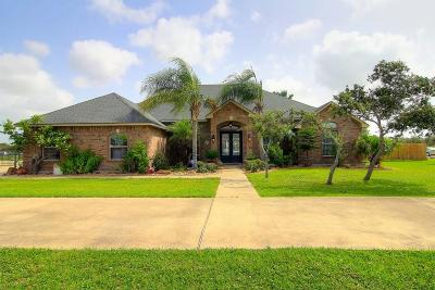 Corpus Christi Single Family Home For Sale: 1118 Cornerstone Dr