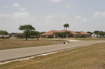 Corpus Christi Single Family Home For Sale: 2121 Oso Bay Ranch
