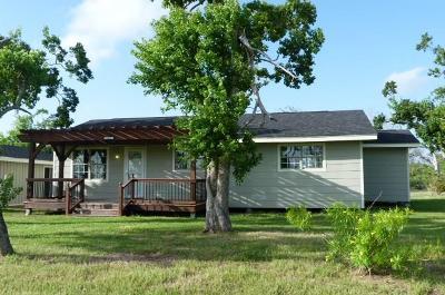 Aransas Pass Single Family Home For Sale: 2552 Sawyer