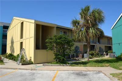 Port Aransas Condo/Townhouse For Sale: 800 Access Road 1-A #110