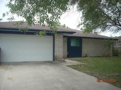 Single Family Home For Sale: 3429 Cartagena Dr