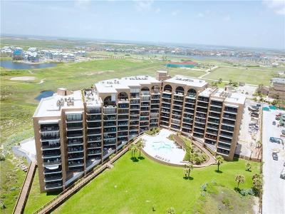 Port Aransas Condo/Townhouse For Sale: 720 Access Road 1-A #604