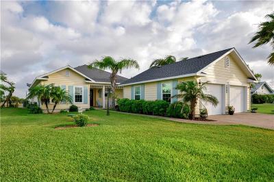 Rockport Single Family Home For Sale: 476 Copano Ridge