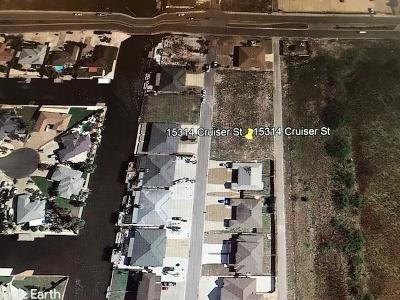 Corpus Christi Residential Lots & Land For Sale: 15314 Cruiser St.