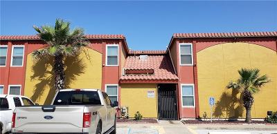 Corpus Christi Condo/Townhouse For Sale: 15005 Windward Dr #221