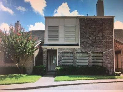 Corpus Christi Condo/Townhouse For Sale: 92 W Lake Shore Dr