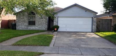 Corpus Christi TX Single Family Home For Sale: $174,900