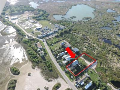 Port Aransas Single Family Home For Sale: 1300 Ross Ave