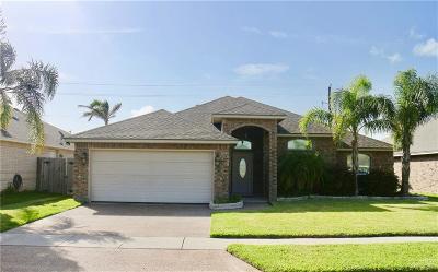 Corpus Christi TX Single Family Home For Sale: $256,900