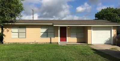 Corpus Christi TX Single Family Home For Sale: $122,500