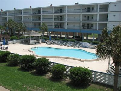 Port Aransas Condo/Townhouse For Sale: 5973 State Highway 361, #107 #107