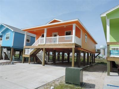 Single Family Home For Sale: 1702 Fisherman's Cove
