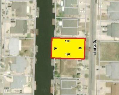 Corpus Christi Residential Lots & Land For Sale: 15501 Cruiser St