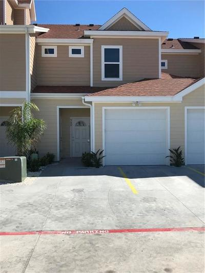 Port Aransas Condo/Townhouse For Sale: 1813 S Eleventh St #502