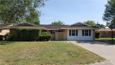 Kingsville Single Family Home For Sale: 1923 Louisiana
