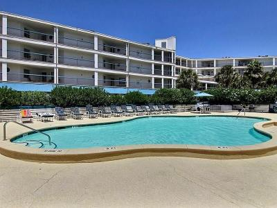 Port Aransas Condo/Townhouse For Sale: 5973 State Highway 361 #102 #102