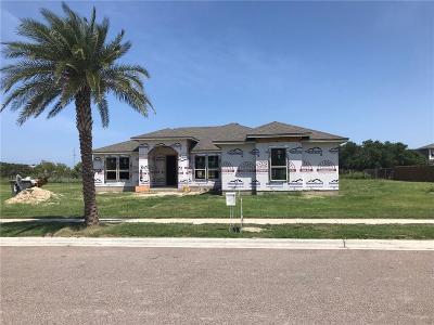 Corpus Christi Single Family Home For Sale: 3826 Nahid Ct