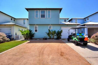 Port Aransas Condo/Townhouse For Sale: 301 Avenue C #7