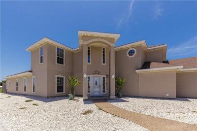 Corpus Christi Single Family Home For Sale: 14945 Aquarius St