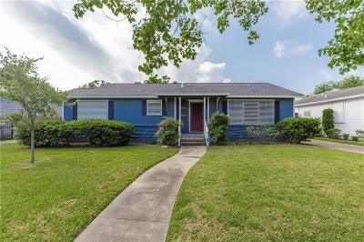 Corpus Christi TX Single Family Home For Sale: $155,000