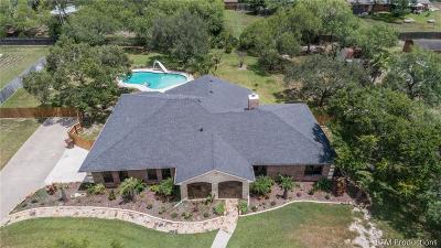 Kingsville Single Family Home For Sale: 418 Jay Vee Ave