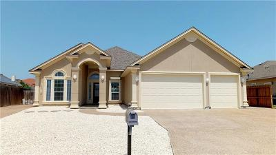 Corpus Christi Single Family Home For Sale: 15918 Cozumel Dr