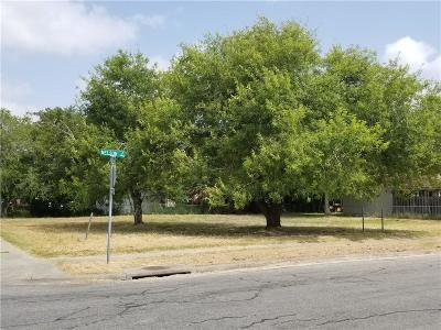 Corpus Christi Residential Lots & Land For Sale: 5437 Nelson Lane