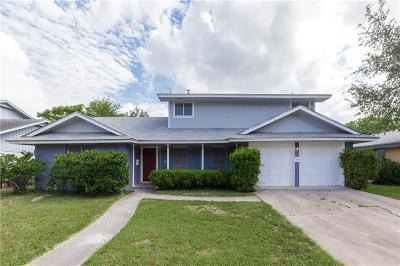 Corpus Christi TX Single Family Home For Sale: $189,900
