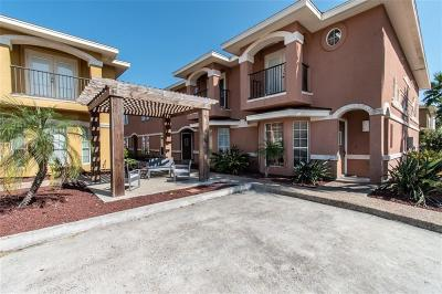 Corpus Christi TX Condo/Townhouse For Sale: $159,900