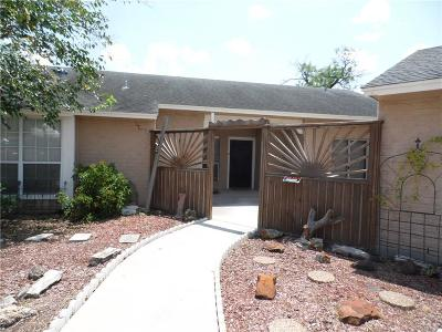 Robstown Single Family Home For Sale: 5101 Siesta