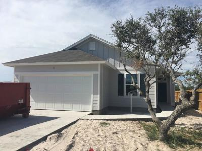 Aransas Pass Single Family Home For Sale: 1950 Big Bayou Bend