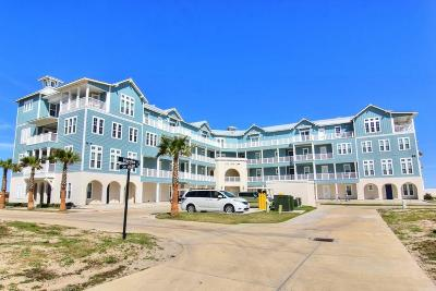 Port Aransas Condo/Townhouse For Sale: 137 Palmilla #101