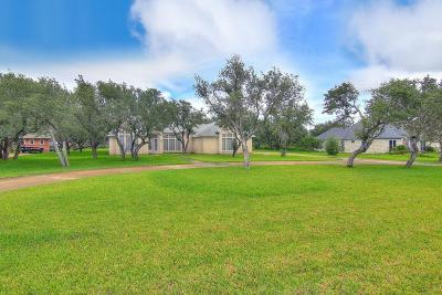 Aransas Pass Single Family Home For Sale: 1830 W Deberry Ave