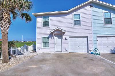 Port Aransas Condo/Townhouse For Sale: 604 Beach Access Road 1a #10