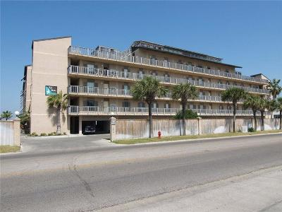 Port Aransas Condo/Townhouse For Sale: 200 W Cotter #C-2