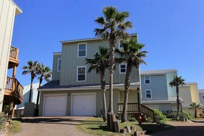 Port Aransas Condo/Townhouse For Sale: 6871 State Highway 361 #9