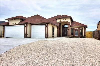 Corpus Christi Single Family Home For Sale: 13926 Blackbeard