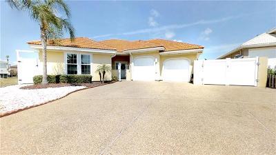 Corpus Christi Single Family Home For Sale: 13902 Dasmarinas Dr