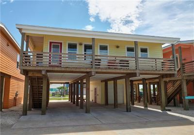 Port Aransas Condo/Townhouse For Sale: 2727 S 11th St #9