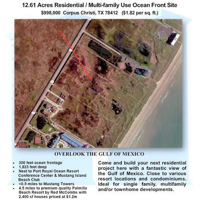 Port Aransas Residential Lots & Land For Sale: 6189 State Highway 361