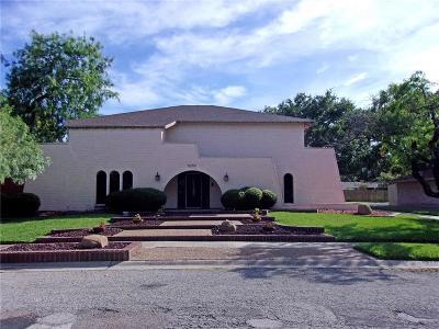 Corpus Christi Single Family Home For Sale: 5253 River Oaks Dr